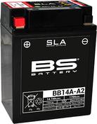 BS Battery BB14A-A2 (FA) (YB14A-A2 (FA))