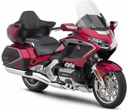 GL1800 Gold Wing 2018-2020