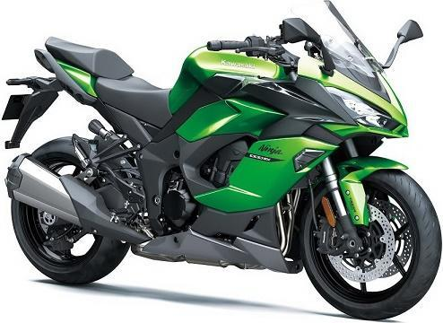 Ninja 1000SX 2020