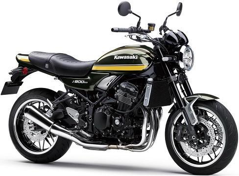 Z900RS 2018-2019
