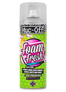 Muc-Off Foam Fresh Sanitizer 400ml - 1