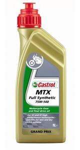Castrol MTX Full Synthetic 75W-140 1lt.