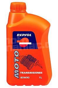 Repsol Moto Transmisiones 80W90 1ltr