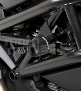 Barracuda padací protektory - Ducati Monster 696 2008-2014 - 1