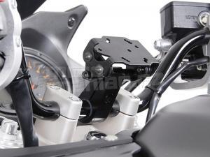 SW-Motech Odpružený držák GPS pro řídítka 22mm černý - 1
