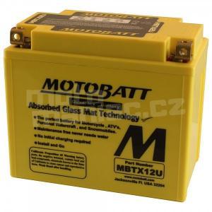 MotoBatt MBTX12U - 1