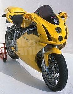 Ermax Aeromax plexi - Ducati 749/999 R/S 2003/2006 - 1