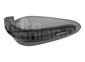 Acerbis Dual Road černé pro Ducati, Moto Guzzi, Piaggio, Triumph - 1
