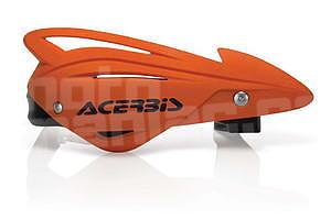 Acerbis Tri Fit náhradní plasty oranžové