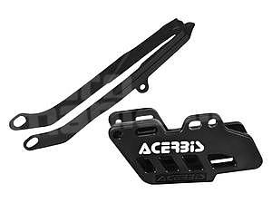 Acerbis sada vodítek řetězu EXC/12-13, černá