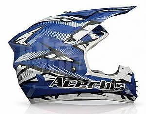 Acerbis Atomik modrá - 1