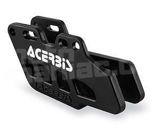 Acerbis cpl zadní vodítko řetězu SX-F/11-13, EXC/12-13, černé