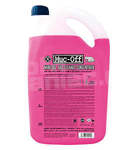 Muc-Off Nano Tech Bike Cleaner Concentrate 5Ltr. - 1