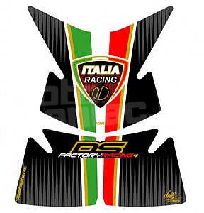 Motografix TD012K black - Ducati Multistrada