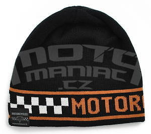 Motorcycles Performance Cap Motorcycles Orange - 1