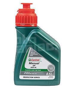 Castrol Manual Transmission Oil, EP 80W-90, 500 ml