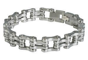 Stainless-Steel Strap Chain 21 cm - 1