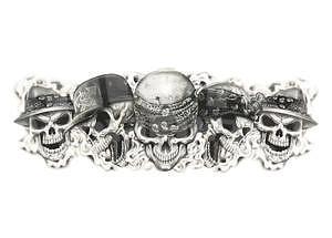 Skull Gang Decal, 1ks