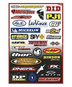 Sponsor Sticker Set 3