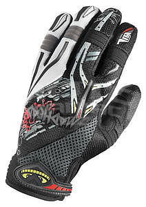 Madhead SK-2 Gloves Black/White/Grey - 1
