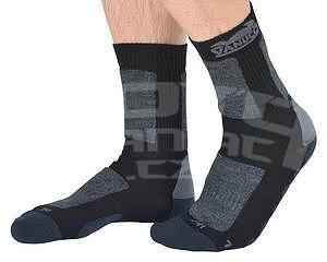 Vanucci Moto Socks Short Black