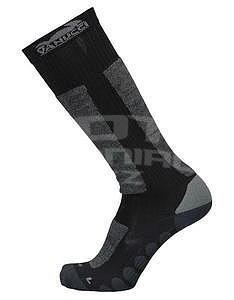 Vanucci Moto Socks Long Black - 1
