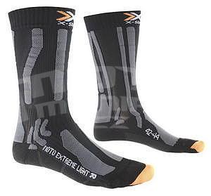 X-Socks Moto Light Black/Anthrazite
