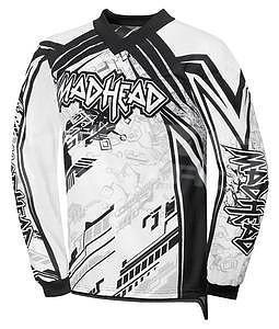 Madhead SK-2 Shirt White/Black - 1