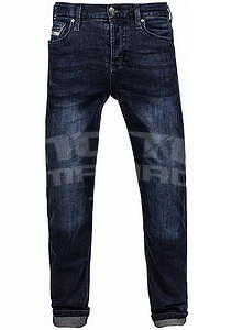 John Doe Kevlar Denim Jeans tmavě modré pánské, 34/34 - 1