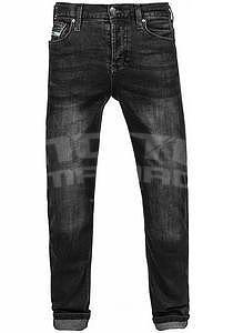 John Doe Kevlar Denim Jeans černé pánské - 1