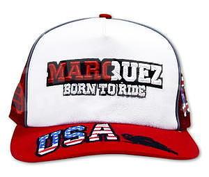 Marc Marquez pánská kšiltovka červená - 1