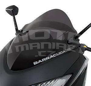 Barracuda Aerosport plexi štít - Yamaha TMax 500 2008-2011 - 1