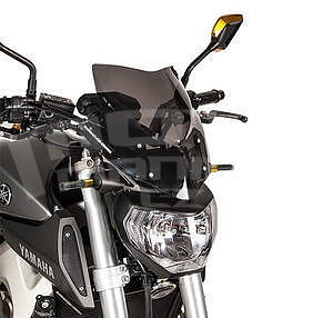 Barracuda Aerosport plexi štít - Yamaha MT-09 2013-2015 - 1