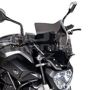 Barracuda Aerosport plexi štít - Yamaha MT-07 2014-2015 - 1