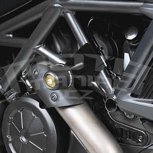Barracuda padací protektory - Ducati Diavel 2011-2016 - 1