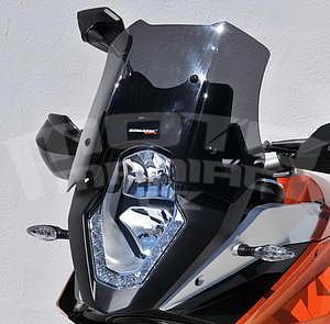 Ermax Sport plexi  - KTM Adventure 1190 (2013-2015), 1050 (2015) - 1