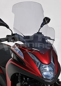 Ermax turistické plexi 68cm - Yamaha Tricity 125 2014-2015 - 1