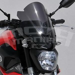 Ermax plexi větrný štítek 39cm - Yamaha MT-07 2014-2016 - 1