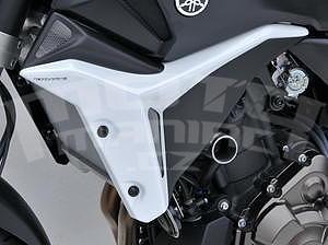 Ermax kryty chladiče Yamaha MT-07 2014-2015 - 1