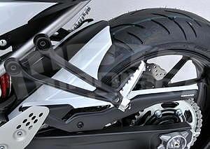 Ermax zadní blatník s krytem řetězu Yamaha MT-07 2014-2015 - 1