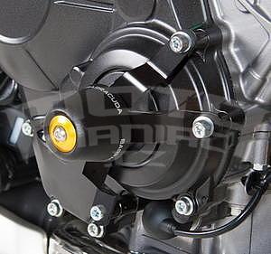 Barracuda padací protektory - Honda CB650F 2014-2015 - 1