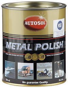 Autosol Metal Polish 750ml - 1