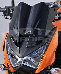 Ermax Sport plexi větrný štítek 30cm - Kawasaki Z800 2013-2016 - 1