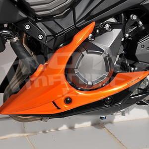Ermax kryt motoru - Kawasaki Z800 2013-2016, 2013 orange (pearl blazing)/metallic black