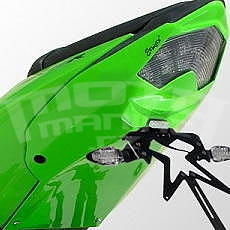 Ermax podsedlový plast - Kawasaki Ninja ZX-10R 2008-2010, bez laku