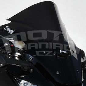 Ermax Aeromax plexi 45cm - Kawasaki Ninja ZX-10R 2011-2015, černé kouřové