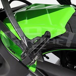 Ermax zadní blatník - Kawasaki Ninja ZX-6R 2009-2012, bez laku
