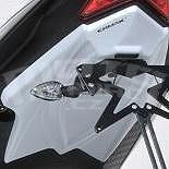 Ermax podsedlový plast - Kawasaki Ninja ZX-6R 636 2013-2016, 2013 matt white (new pearl flat white)