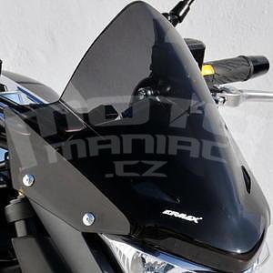 Ermax plexi větrný štítek 36cm - Suzuki B-King 1300 2008-2012, černé kouřové