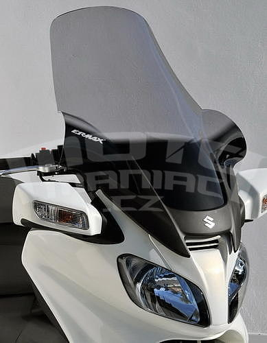 Ermax turistické plexi +18cm - Suzuki Burgman 650 Executive 2005-2012 - 1